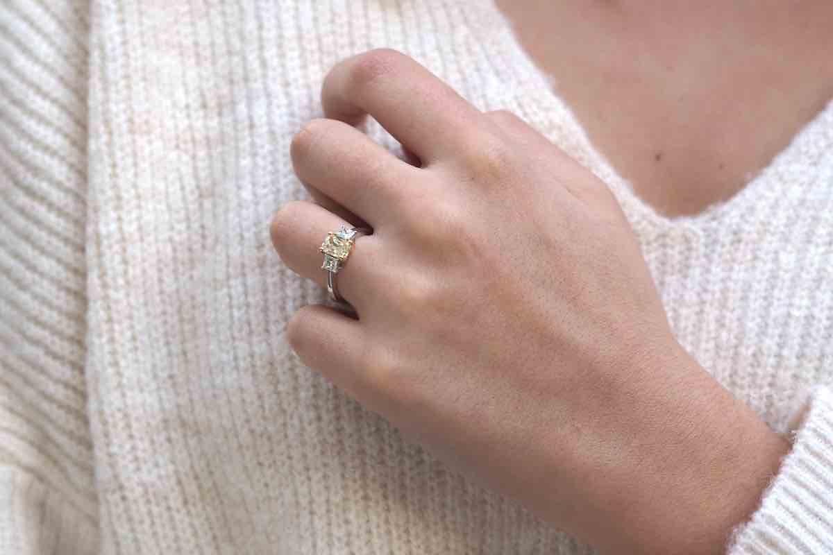 revendre bijoux création diamants