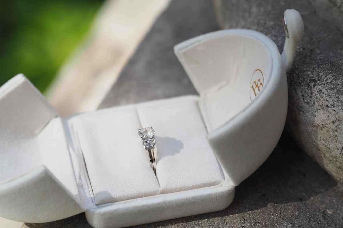 bijoux de mariage anciens et vintage