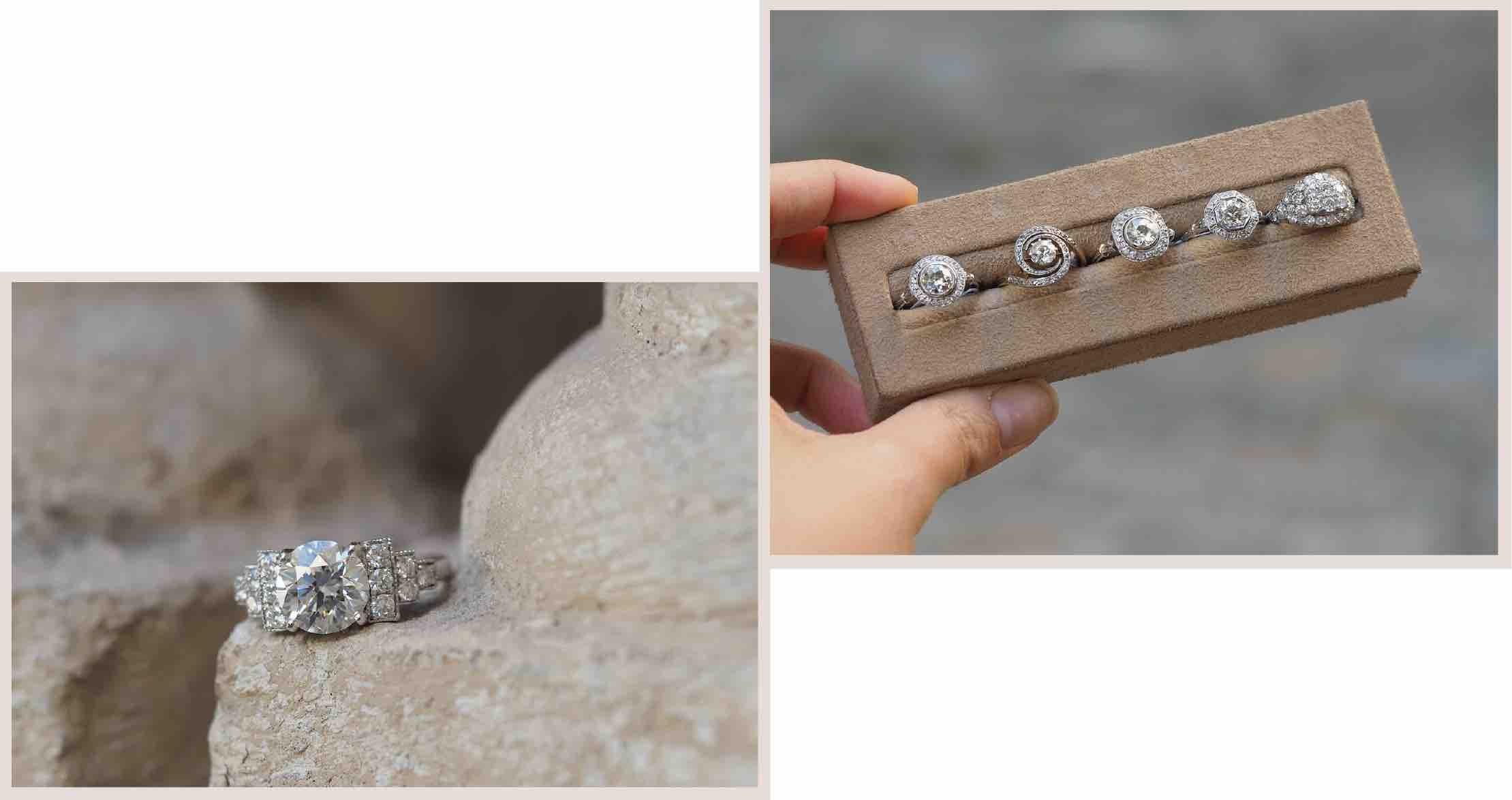 bijoux anciens art déco