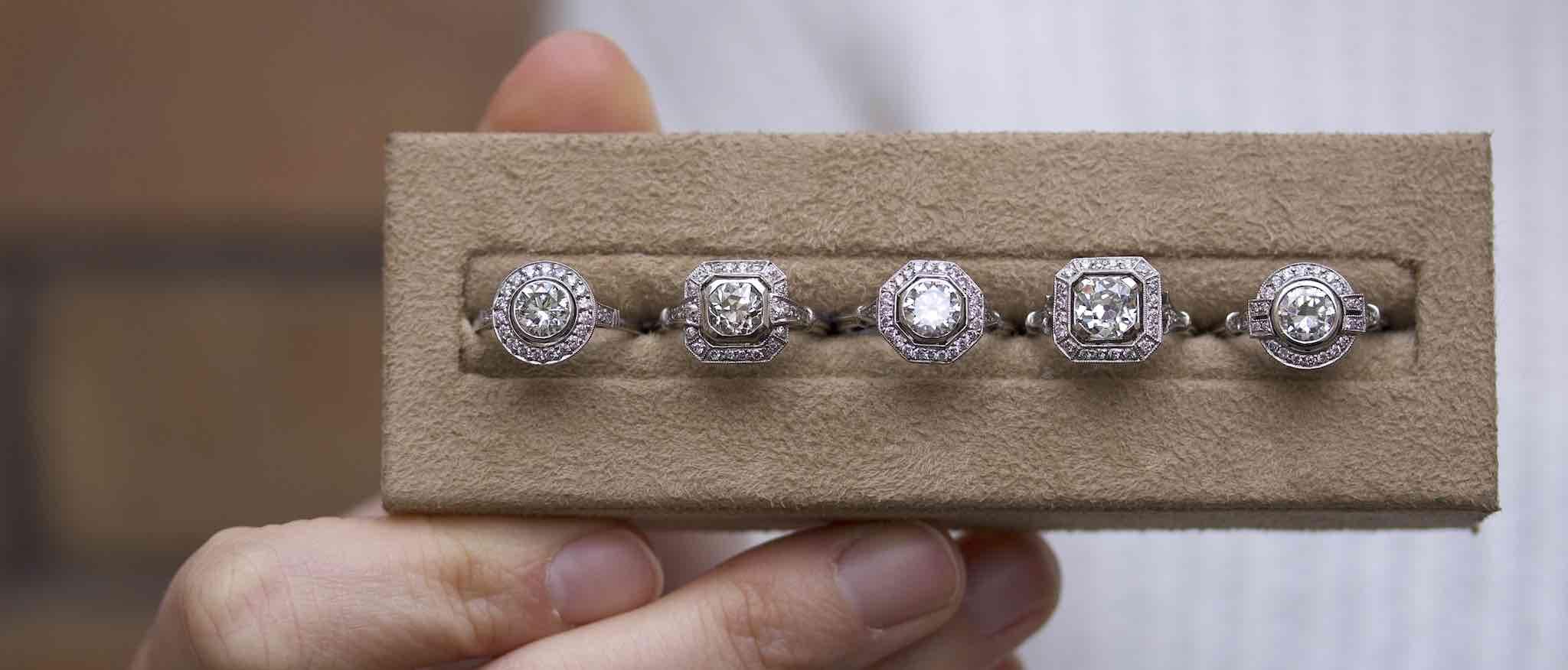 achat de bijoux vintage