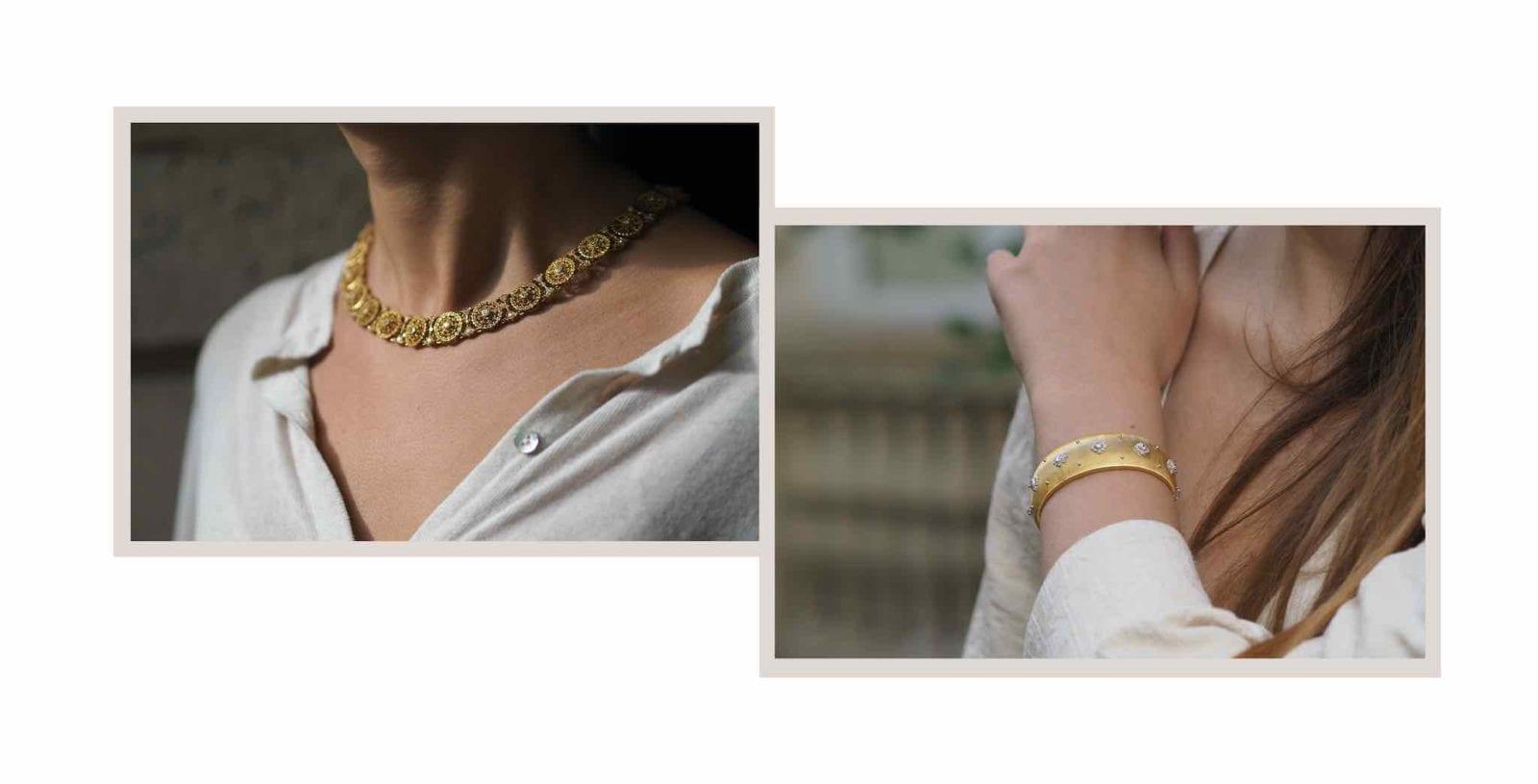 achat bijoux et déchets d'or