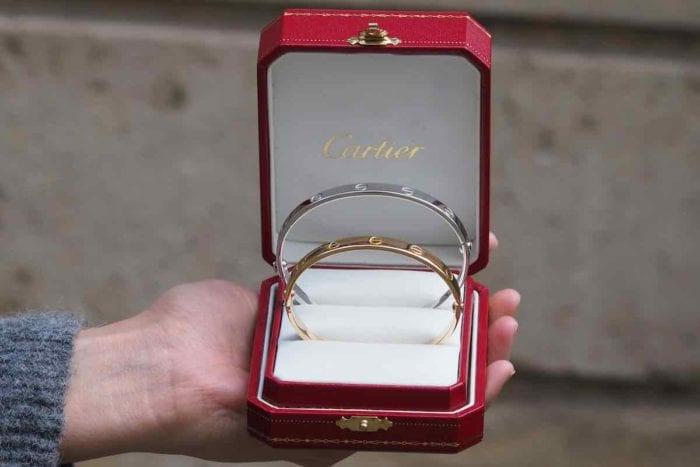 achat de bracelets en or signés
