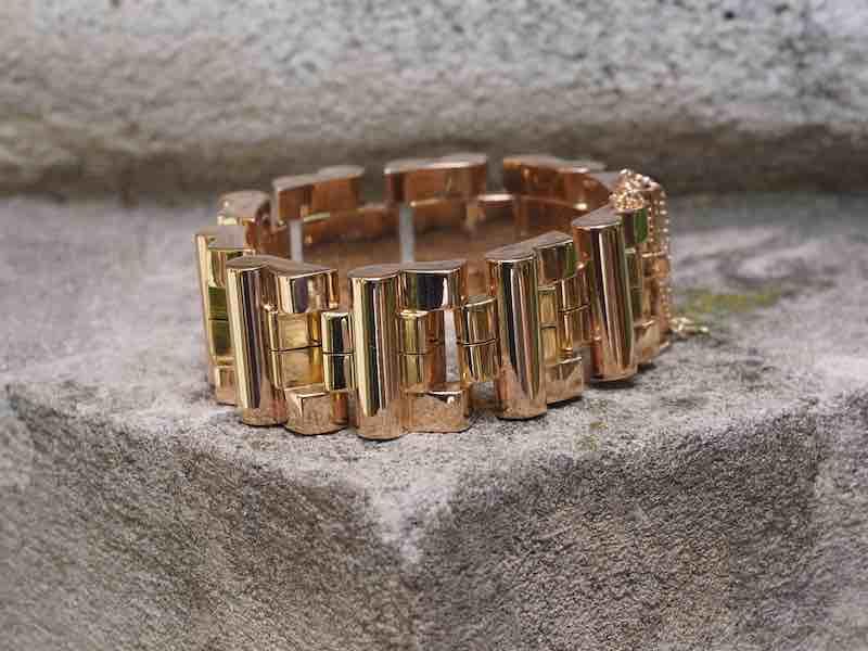 bracelet tank or 18k