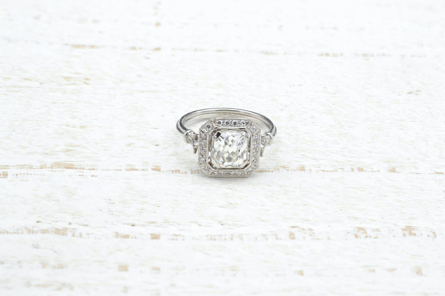 brilliant diamonds ring