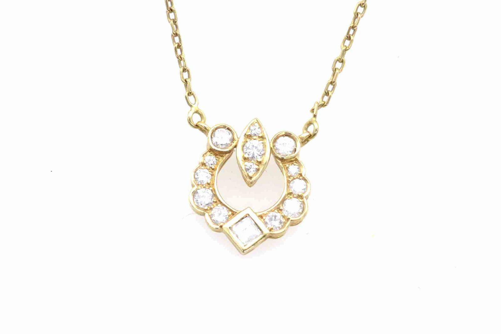 Collier Cartier diamants