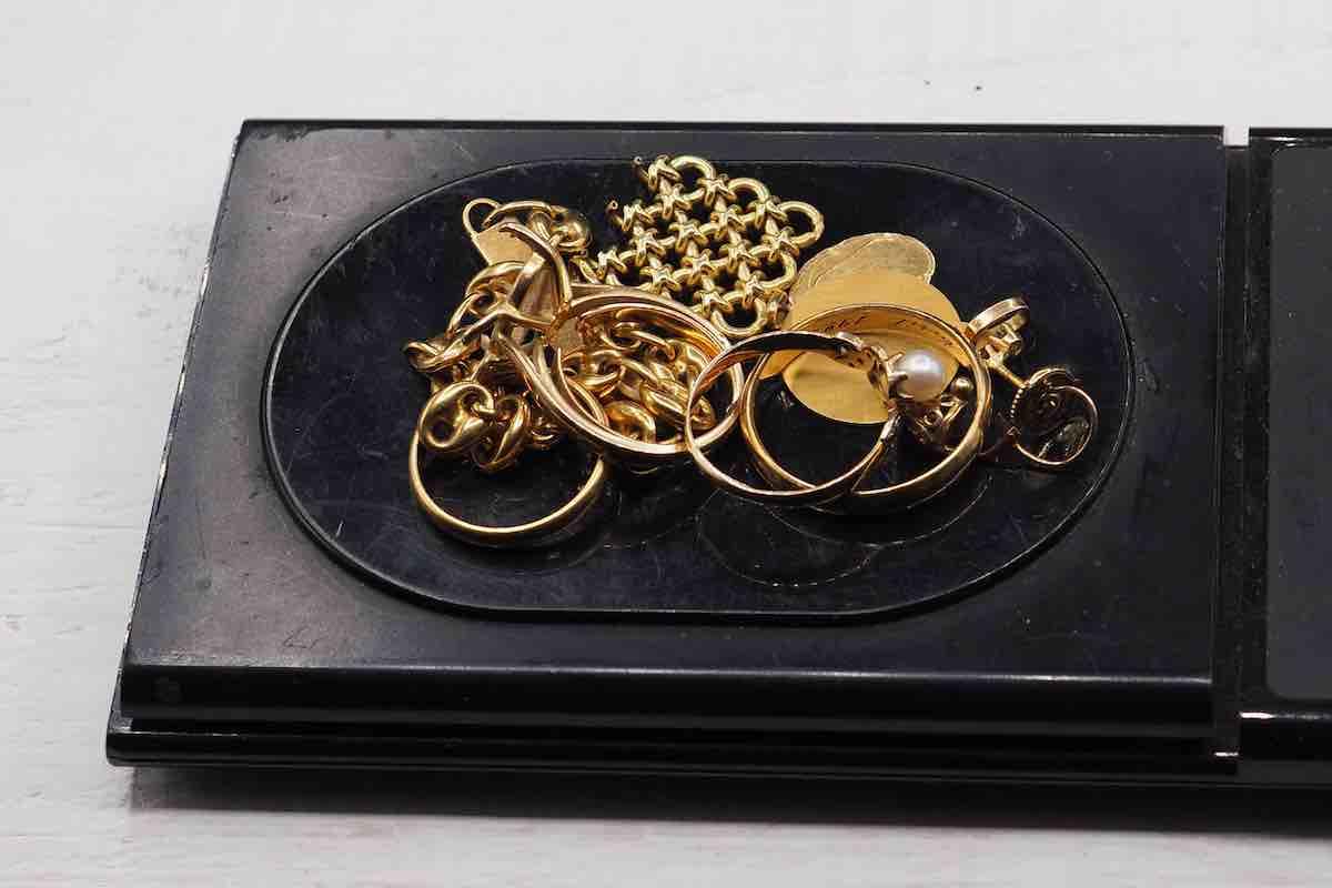 achat d'or cassés et abimês