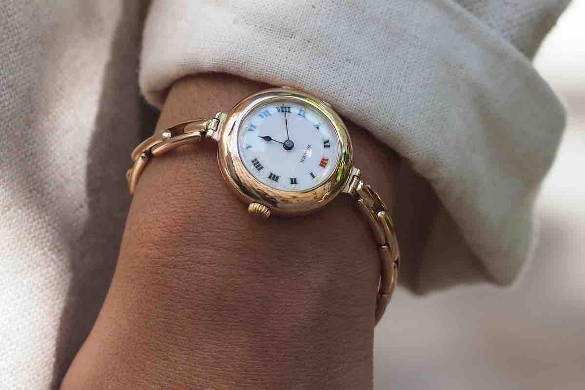 revendre montres femme rolex