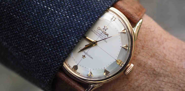 montres de luxe de grande marque