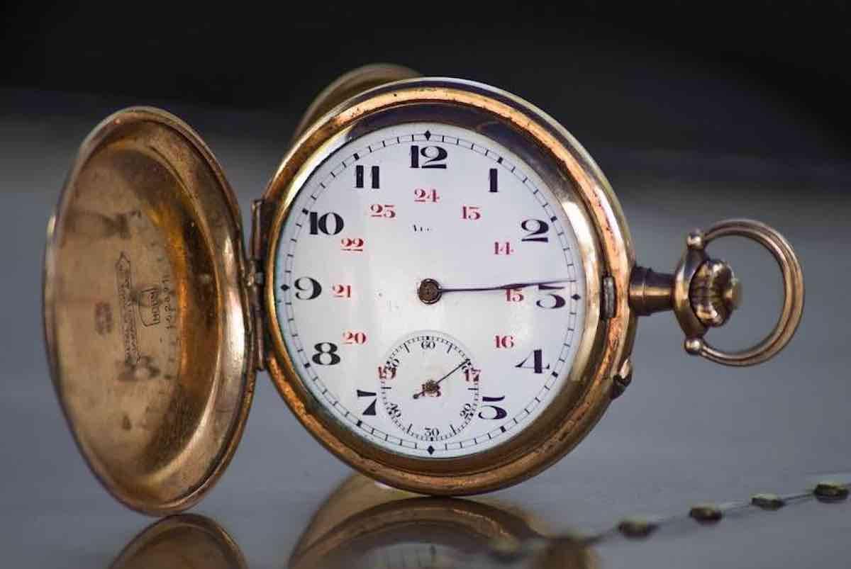 achat de montres anciennes de collection