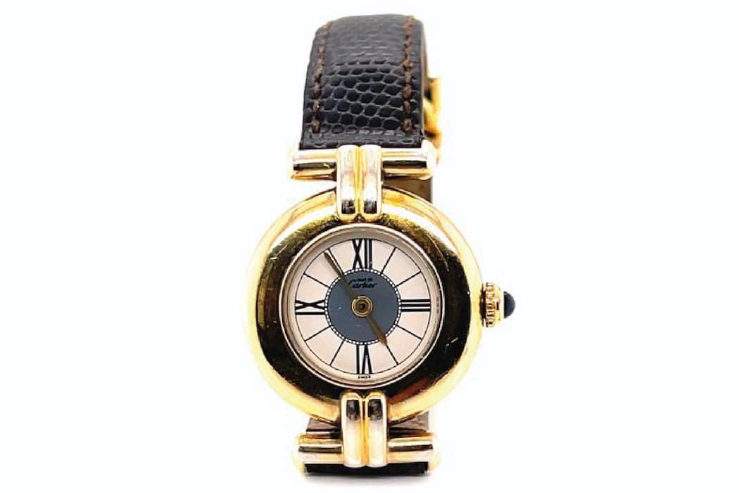 Montre Cartier Vendôme must vintage