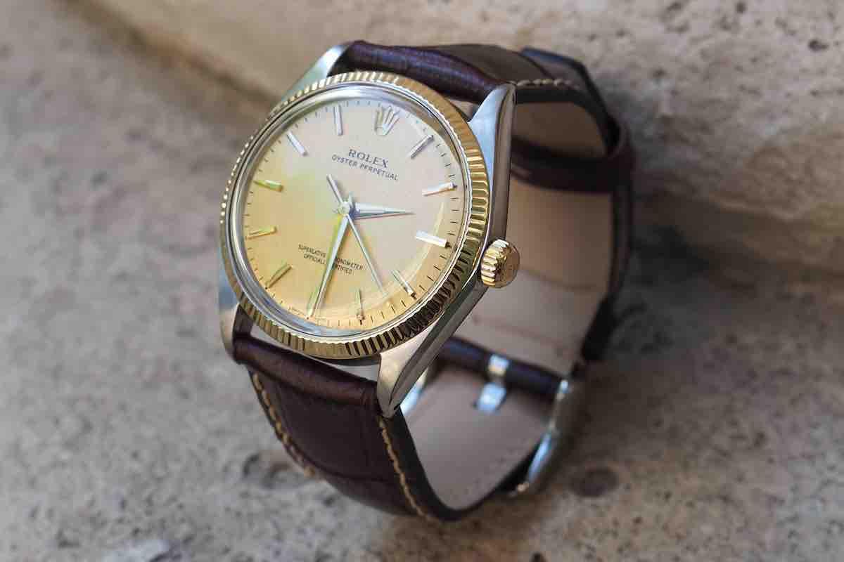 achat montres vintage rolex oyster