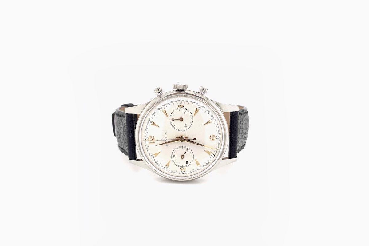 achat vente de montres zenith
