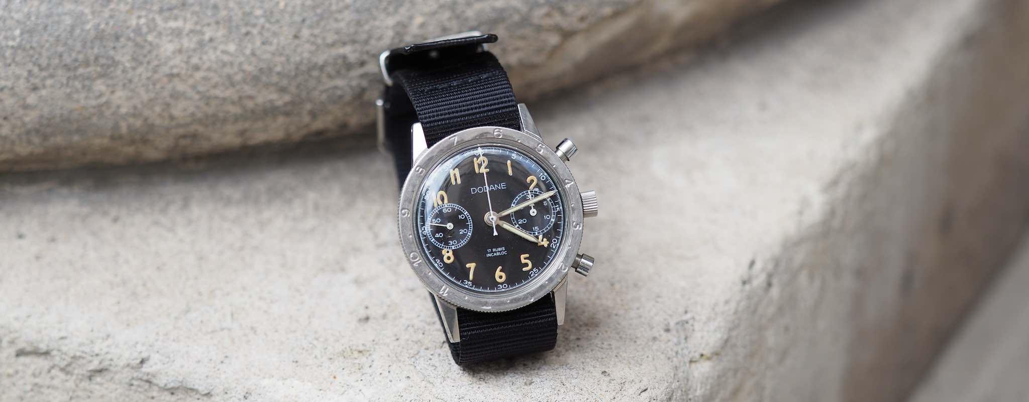 achat montre militaire dodane