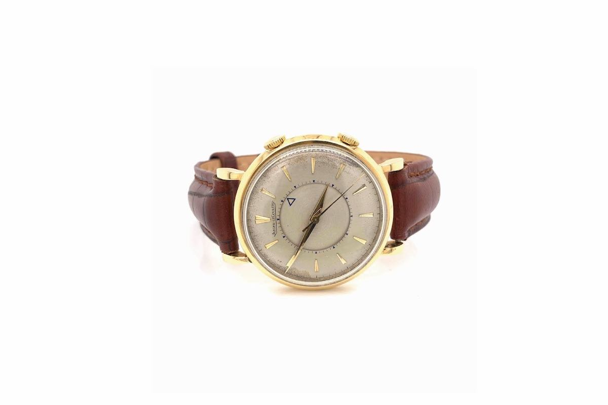 achat vente de montres jeager lecoultre