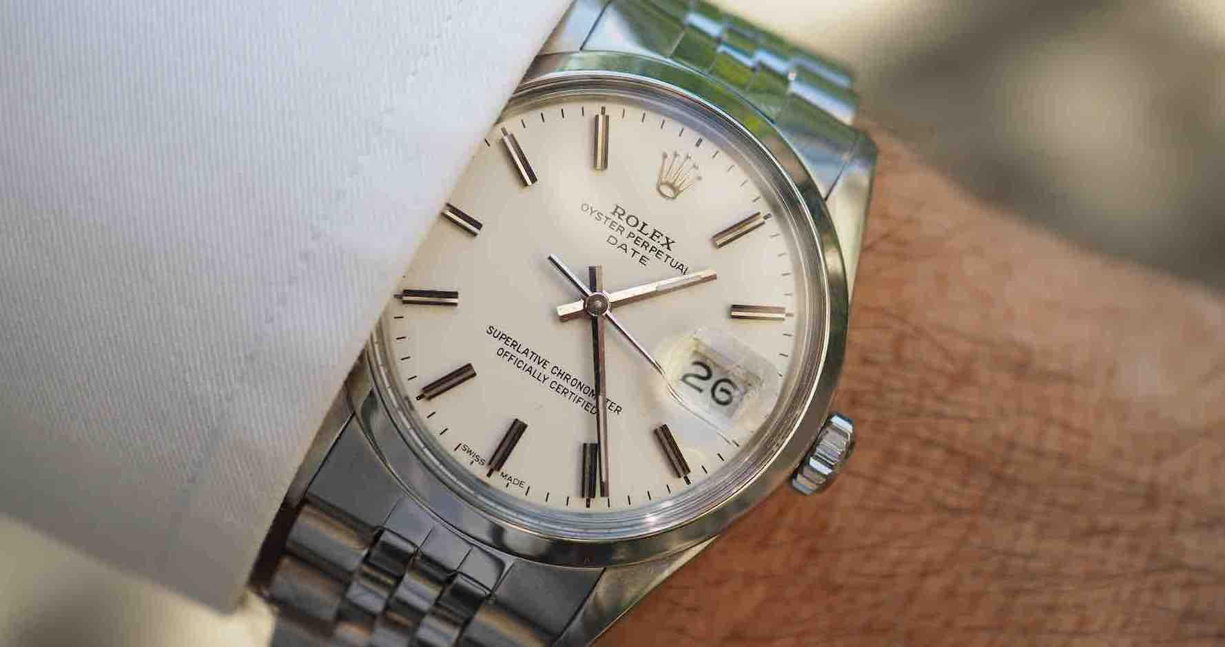 montres Rolex de luxe et d'occasion