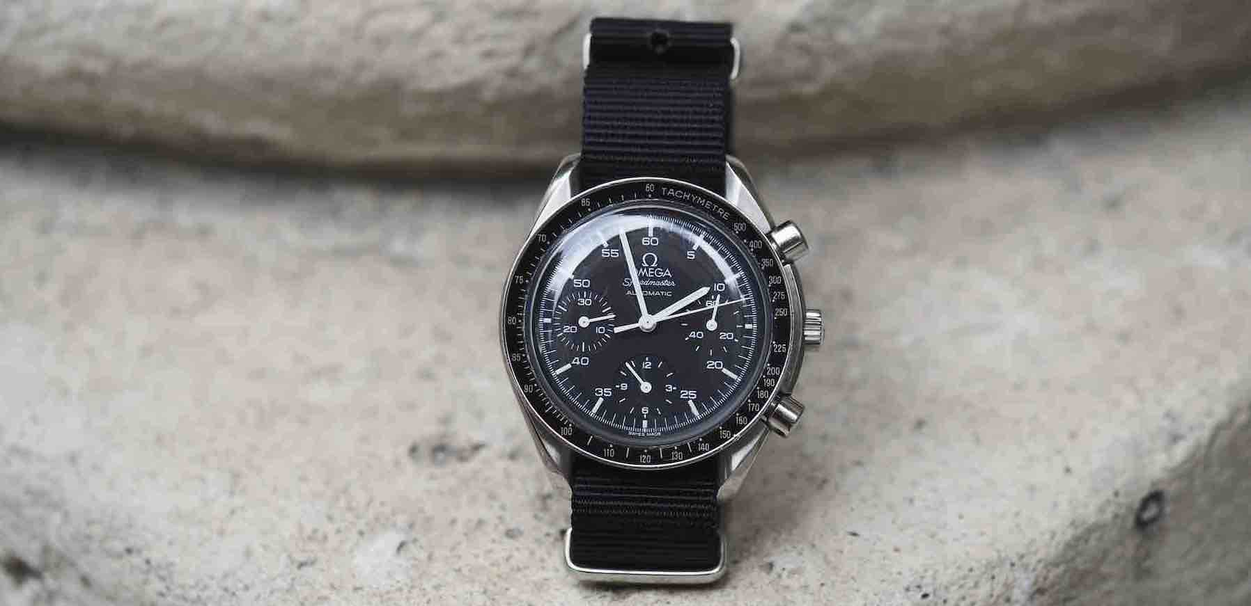 montre vintage de marque omega