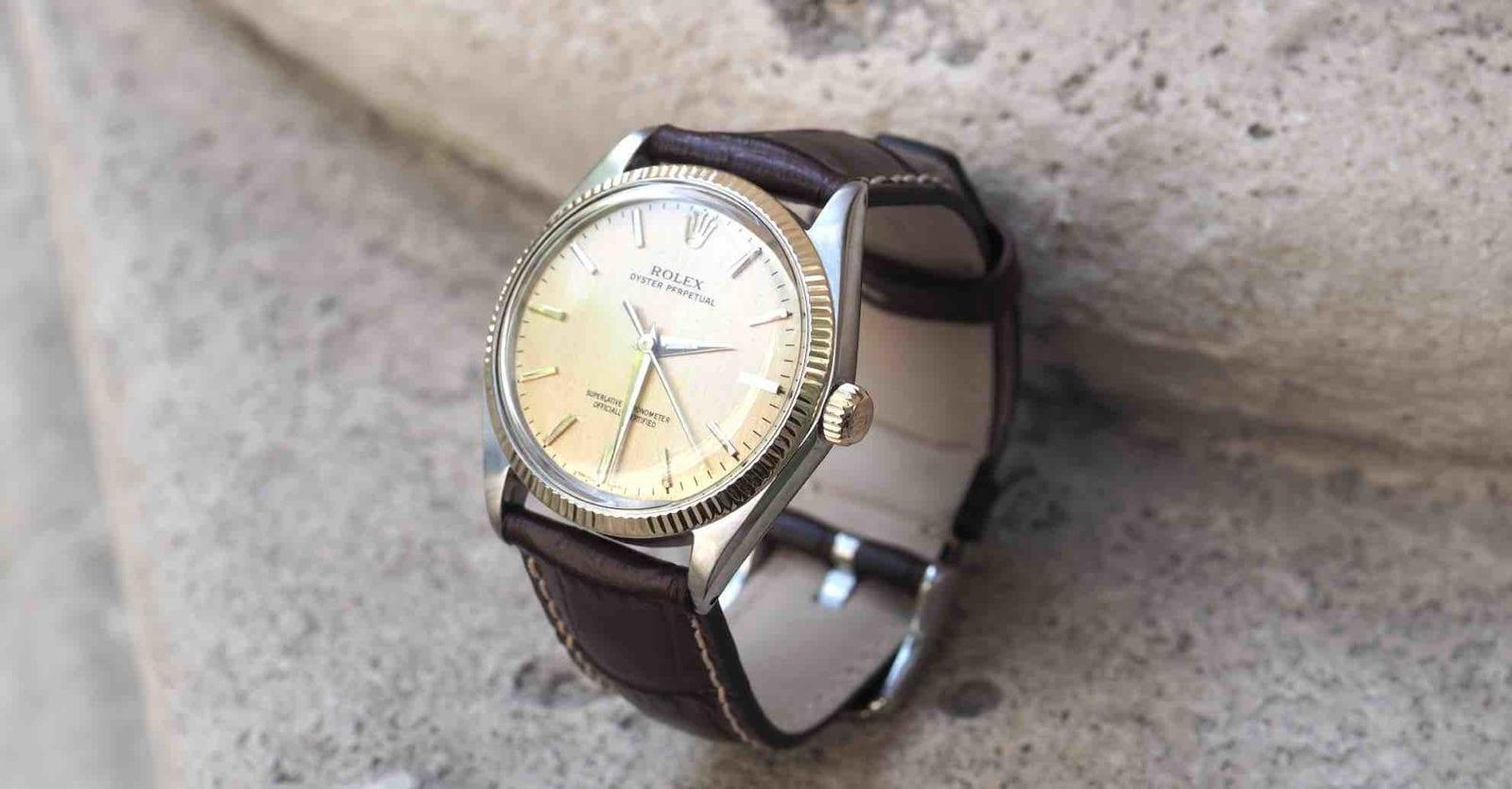 montres de marque anciennes