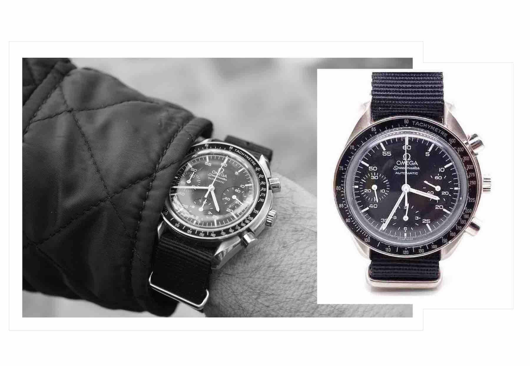 rachat montres de luxes
