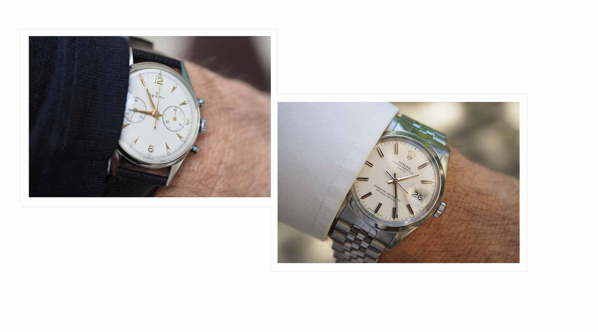 expertise de montres de marques