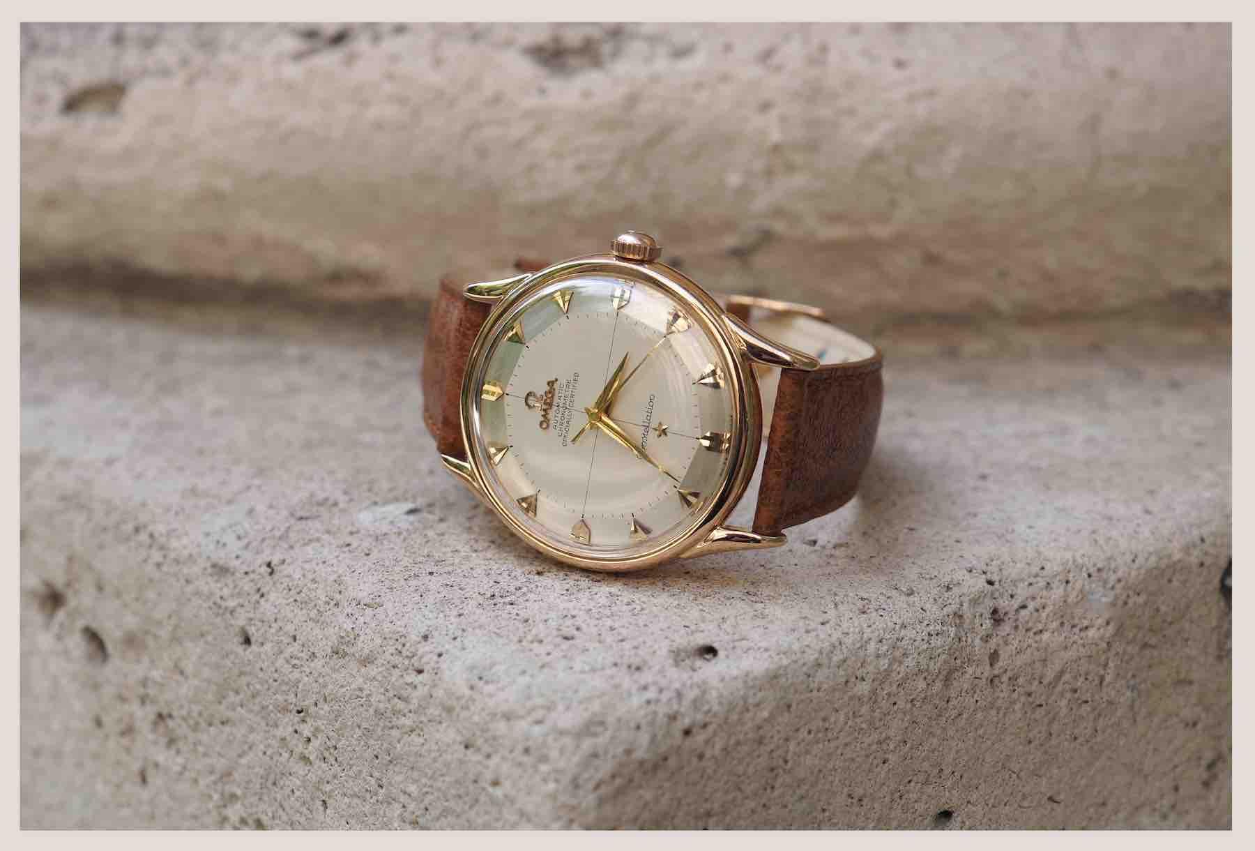 achat de montre vintage