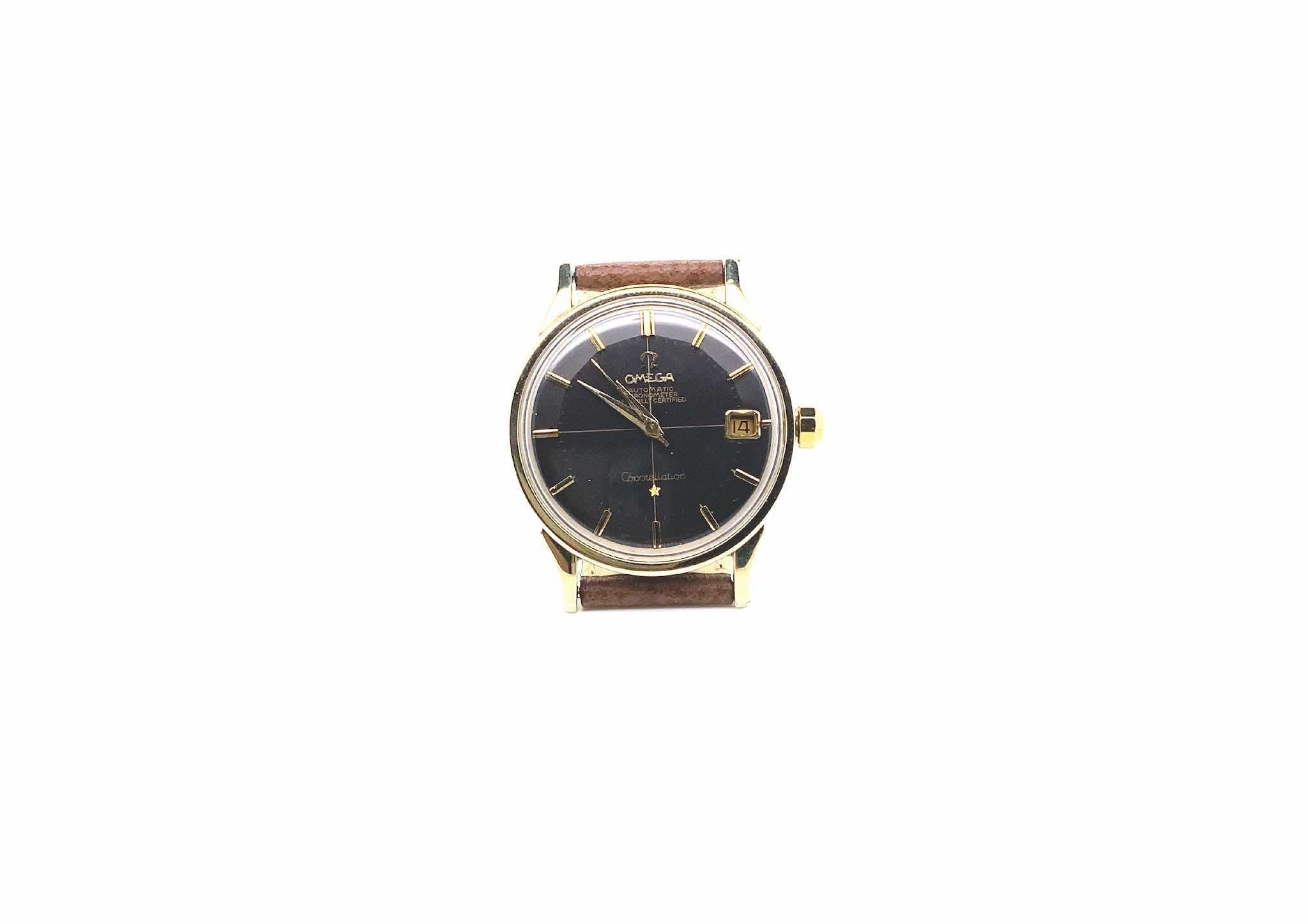 montre omega constelation occasion