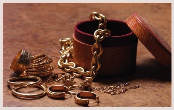 vente bijoux en or