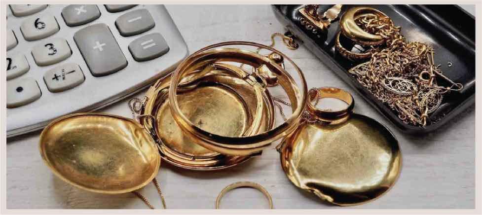 rachat de bijoux en or 18k