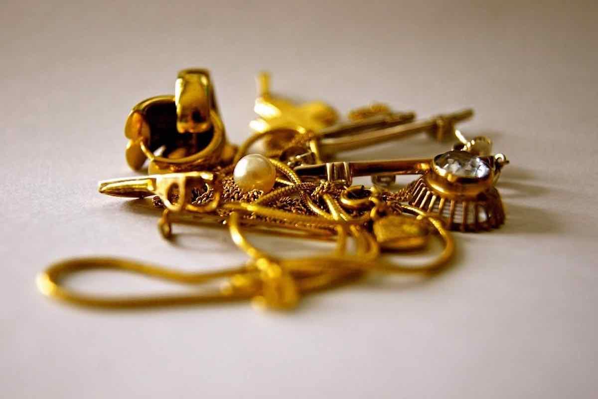 achat déchets et broutilles d'or