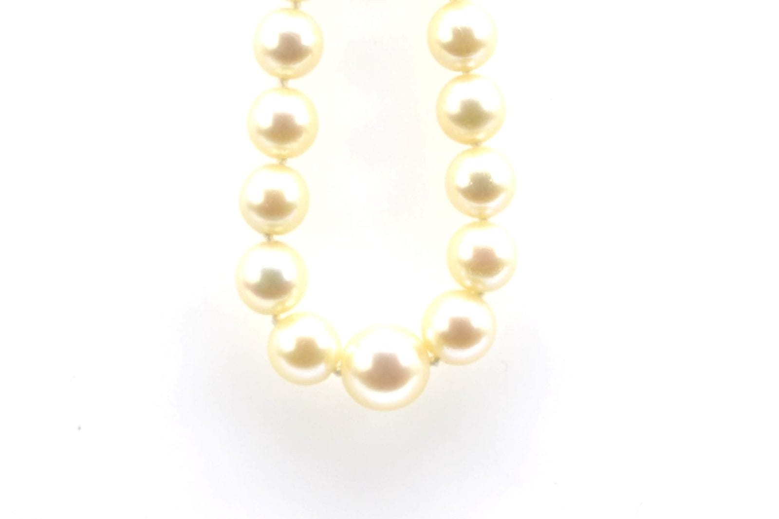 collier perles ancien