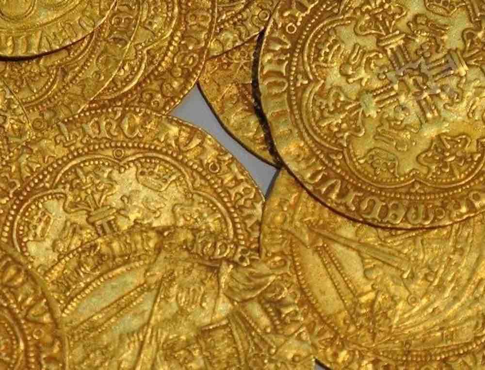 rachat vieille pièce en or