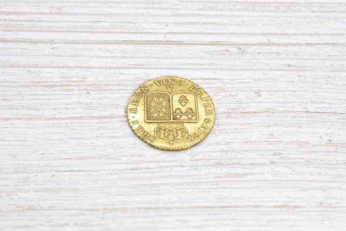 vendre pièce en or