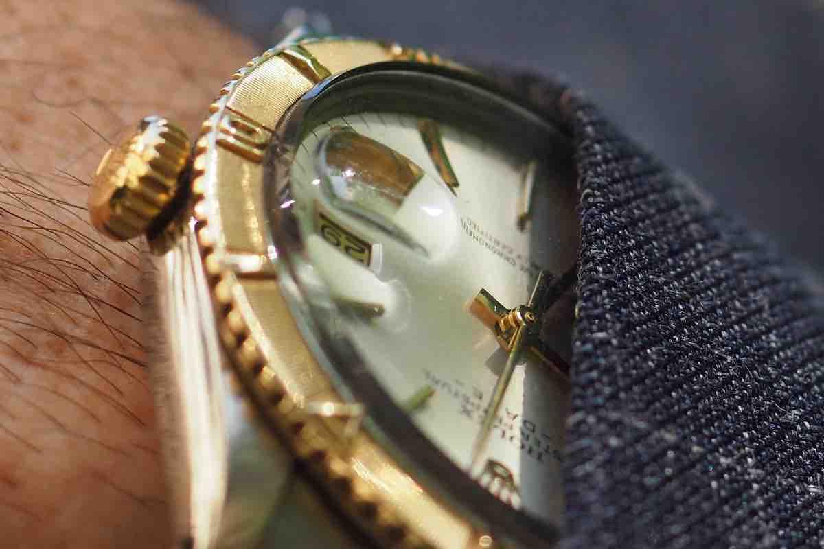 achat montres anciennes signées