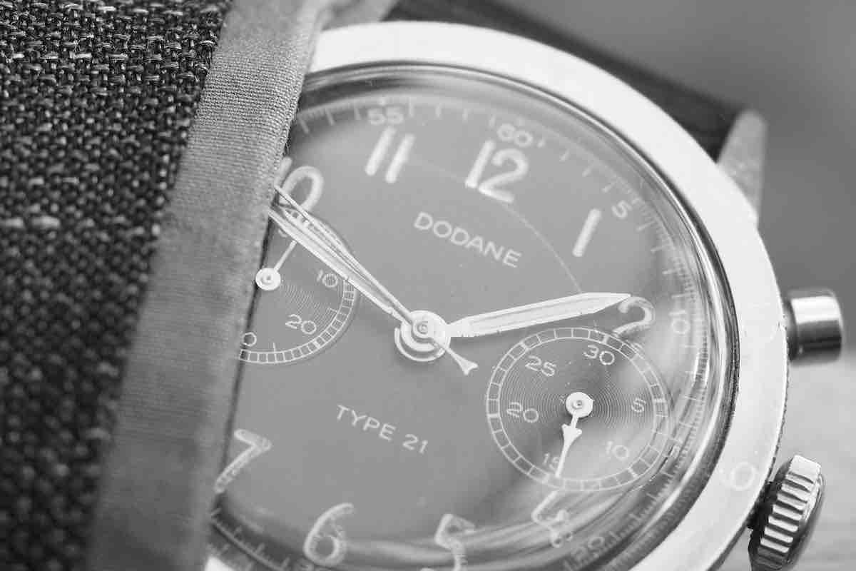 revente de montres de luxe