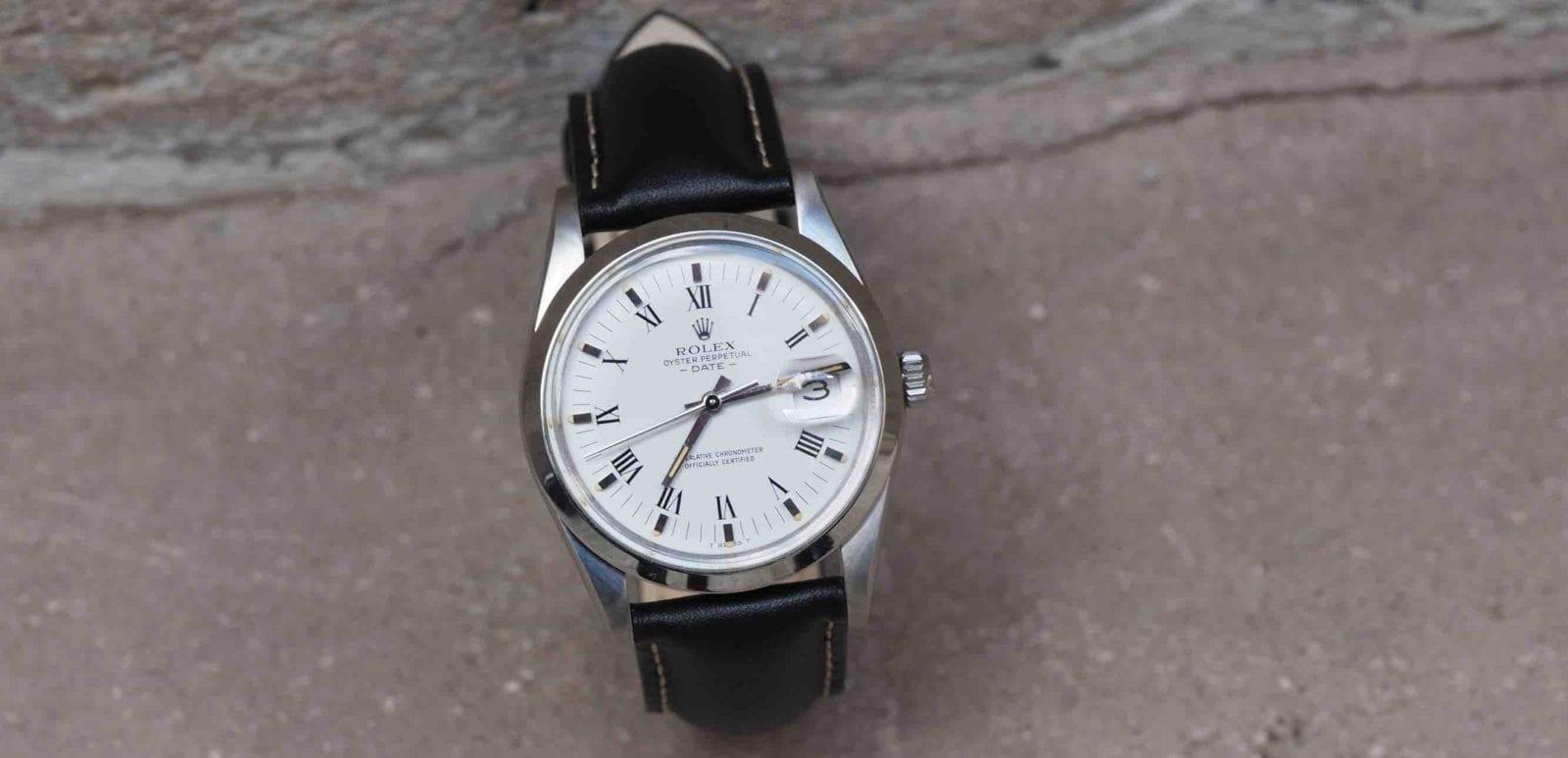 montres anciennes signées rolex