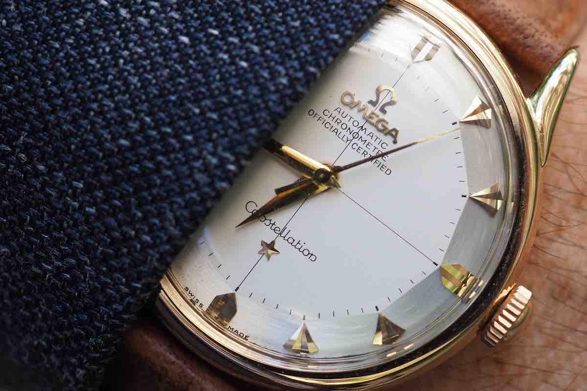 rachat montres vintage omega