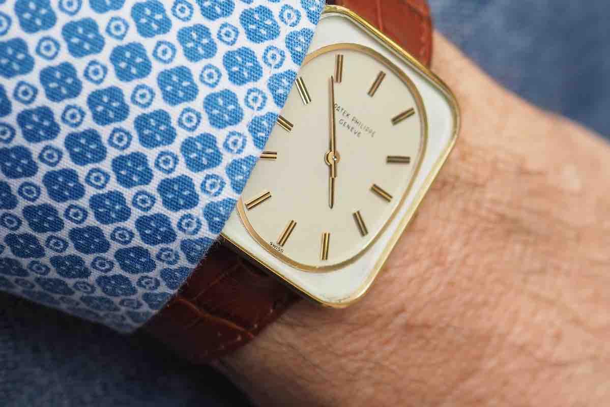 revendre montres de marque patek philippe