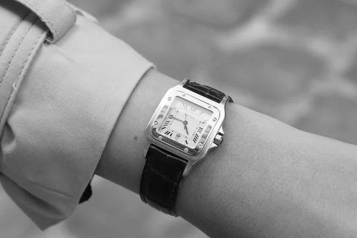 vente montres de luxe